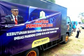 Pemkab Aceh Barat tolak salurkan bantuan sembako COVID-19 dari Pemerintah Aceh