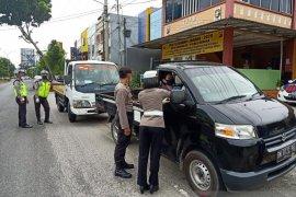 Polres Bangka bentuk tiga titik pos operasi ketupat Menumbing