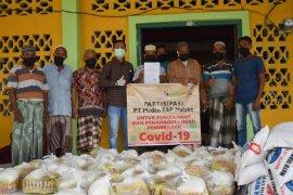 Medco E&P Malaka salurkan ribuan sembako untuk masyarakat terdampak COVID-19