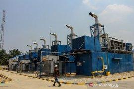 Jelang Lebaran, PLN sambung aliran listrik tujuh desa terpencil di Riau