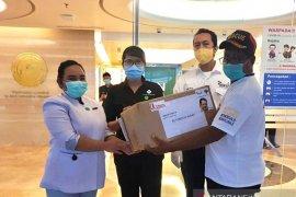 Ketua MPR mengirim ribuan APD ke 79 RS di seluruh Indonesia