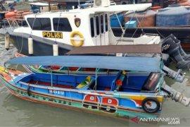 Polisi Bangka Barat ringkus dua sopir kapal angkutan penumpang antarpulau ilegal