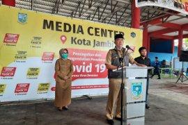 Fasha: Kota Jambi sebut belum masuk kategori zona merah COVID-19