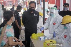 """Hasil """"rapid test"""" di Pasar Bogor pada 197 orang seluruhnya negatif"""