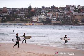 Penyebaran corona melambatt, negara bagian terbesar Australia longgarkan penguncian