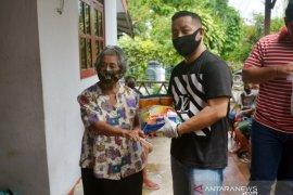 Mercy Barends bantu warga Ambon terdampak pandemi COVID-19