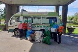 'Support Bali' galang donasi dan bantu APD penanganan COVID-19