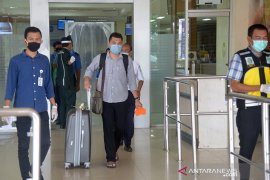 Kepulangan mahasiswa asal Aceh dari Mesir