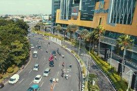 Tidak ada kepadatan kendaraan hari kedua PSBB di Kota Surabaya
