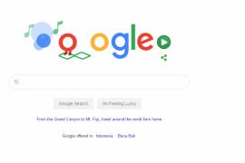 Pandemi virus corona, usir bosan lewat game di Google Doodle