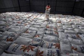 Stok beras hingga akhir tahun diprediksi capai 4,7 juta ton