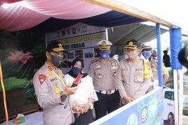 Kapolda pantau pos cek poin di Aceh Besar