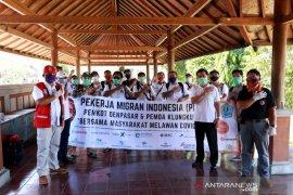 Puluhan pekerja migran Klungkung selesai jalani karantina