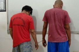Polisi tetapkan dua pemeras manajer kebun PTPN 3 sebagai tersangka