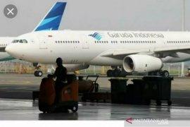 Garuda mulai terbangi Jambi-Jakarta dengan protokol ketat, Senin (11/5)