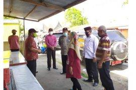Ketua DPRD Agam dan rombongan monitoring ke Tilatang Kamang