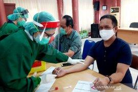 Setelah Wali kota positif anggota DPRD Palangka Raya ikuti rapid test