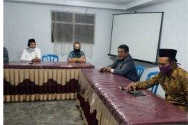 Wakil Ketua DPRD Agam bersama tim monitoring ke Salo