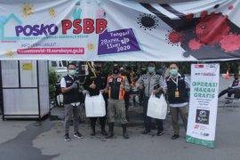 ACT Jatim salurkan makanan buka puasa petugas PSBB Surabaya