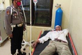 Pengendara Scoopy luka-luka setelah hantam becak motor di Aceh Timur