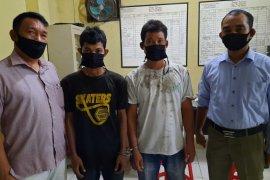 Polres Tanjung Balai tangkap dua warga pengedar  narkotika