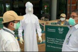 Lindungi paramedis di tengah COVID-19, Asian Agri salurkan bantuan APD ke Rumah Sakit USU
