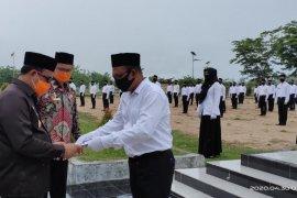 253 CPNS Aceh Jaya diambil sumpah jabatan