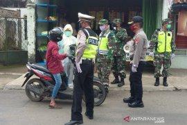 Polisi maksimalkan PSBB cegah penyebaran COVID-19 di Sumedang