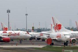 Lion Air Grup tunda terbang khusus hari ini