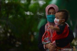 Menristek: Virus corona di Indonesia ada yang sama dengan di Eropa