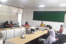 DPMPD Lepas Pejabat Purna Tugas Ikuti Protokol COVID-19