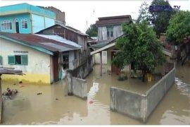 Banjir rendam ratusan rumah di Tebing Tinggi