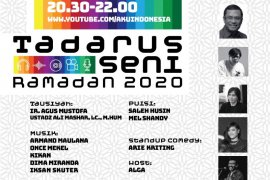 MAC UI gelar tadarus seni Ramadhan secara daring