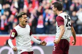 Barca harus bayar Liverpool 20 juta euro jika Coutinho kembali