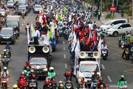 Gubernur Khofifah: Selamat Hari Buruh bagi pekerja