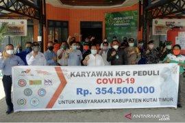 Peringati hari buruh, KPC galang dana  COVID-19