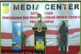 Kasus positif COVID-19 di Papua menjadi 210 orang