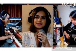 "Eva Celia bersama Tohpati akan kolaborasi virtual di ""Mostly Jazz Live"""