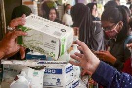 Polres Singkawang terima bantuan 1.000 masker