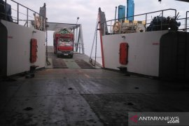 Tanpa pelayanan penumpang , Pelabuhan RORO Tanjung Jabung Barat prioritaskan angkutan pangan