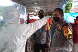 Wakapolda Bengkulu minta warga patuhi larangan mudik
