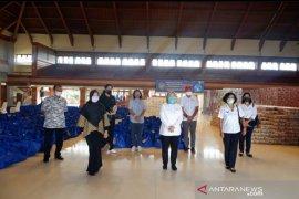 Sekolah Pariwisata gelar aksi peduli melawan COVID-19 saat Hardiknas