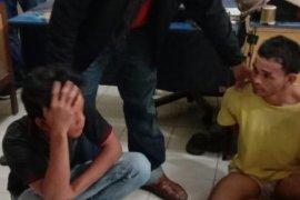Polres Tanjung Balai tangkap nelayan dan wiraswasta transaksi sabu