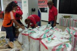 PMI Kota Sorong Papua Barat dapat bantuan peralatan penanggulangan COVID-19