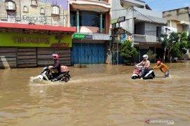 21.000 lebih rumah warga tergenang banjir di Kabupaten Bandung
