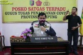 Pemprov Lampung pulangkan 20 tenaga kerja dari Prov Babel