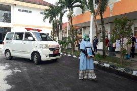 Perawat di RS Doris Sylvanus Palangka Raya meninggal