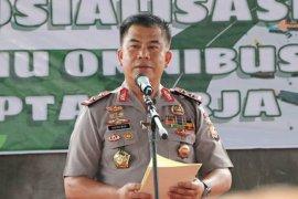 Wakapolda Maluku ditunjuk jadi Kapolda Bengkulu