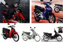 Sepeda motor bebek bekas harga Rp4 jutaan ke bawah