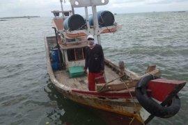 Cuaca buruk, tangkapan nelayan Lebak turun